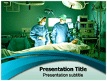 Surgical Room PowerPoint Templates