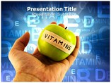 Vitamins PowerPoint Templates