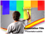 Wall Painting Tips PowerPoint Templates