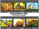 WILDLIFE PowerPoint Templates
