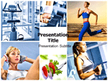 Women Health PowerPoint Templates