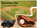 Baseball Refrence PowerPoint Templates