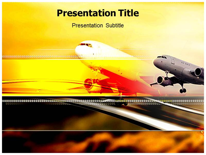 Aviation PowerPoint Templates