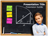 Basic Trignometry PowerPoint Templates