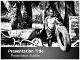 Chlid Labor PowerPoint Templates