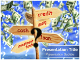 Finance Decision PowerPoint Templates