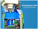 Hydraulic Power PowerPoint Templates