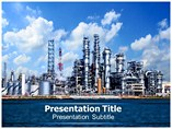 Refinery PowerPoint Templates