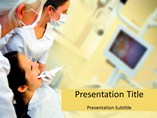 Dental Checkup Powerpoint Templates