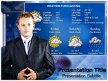 Weather Forecasting PowerPoint Templates