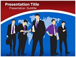 Corporate Communication Powerpoint Templates