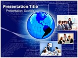 Business Development Center Template PowerPoint