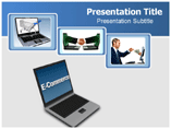 E Commerce Software Powerpoint Templates