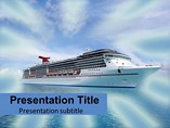 Powerpoint Templates - Cruise