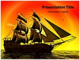 Pirate Ship Games - Powerpoint Templates