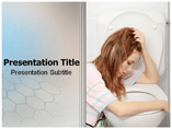 Emetophobia Powerpoint Templates