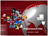 Global Business Investment PowerPoint Slides
