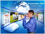 Powerpoint Templates for Internet Search