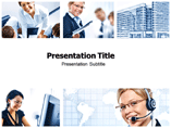 Business Theme PowerPoint Slides