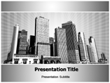 Cityscape Powerpoint Templates