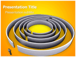 Maze Game Powerpoint Templates