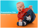funny Child Powerpoint Templates
