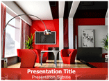 modern interiors Powerpoint Templates