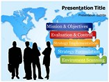 Strategy process Powerpoint Templates