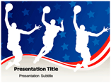 Basketball Game Powerpoint Templates