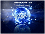Magic Ball Powerpoint Templates
