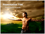 Muscular Pain PowerPoint Templates
