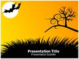 Halloween Masks PowerPoint Theme