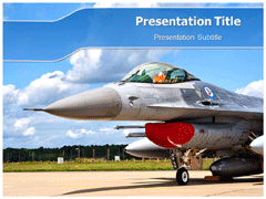 air force powerpoint templates | powerpoint presentation on air, Modern powerpoint