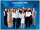 International Cooperation Template PowerPoint