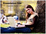 flexible education system powerpoint template