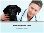 Vet Doctors powerpoint template