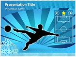 Football Fedration powerpoint template