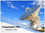 Radio Telescopes PowerPoint Templates