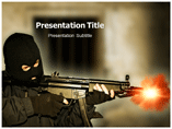 Terrorist Attack PowerPoint Templates