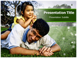 father PowerPoint Templates