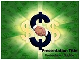 Dollar Symbol Template PowerPoint