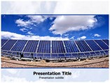 Solar Energy Facts PowerPoint Slide
