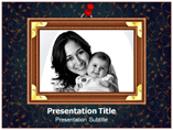 Forever Memories powerpoint template