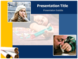 Drugs powerpoint template