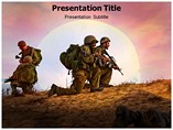 Army Rangers - PPT Templates