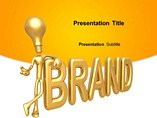 Branding Strategy PowerPoint Theme
