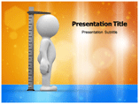 Growing Up powerpoint template