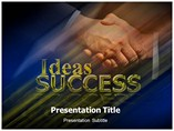 Idea Success PowerPoint Theme