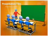 Knowledge Transfer powerpoint template