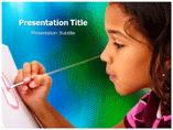 Painting Ideas PowerPoint template